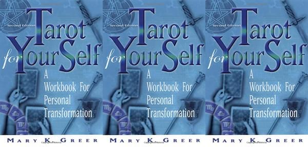 tarot books, tarot for your self by mary greer, books