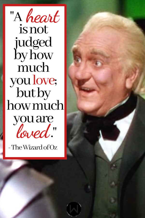 movies, the wizard of oz, 1939, Classic movie, quote