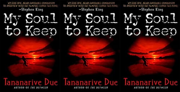 underrated horror novels, my soul to keep by tananarive due, books