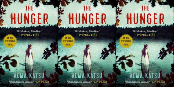 underrated horror novels, the hunger by alma katsu, books