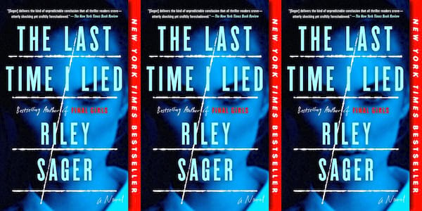 underrated horror novels, the last time i lied by riley sager, books
