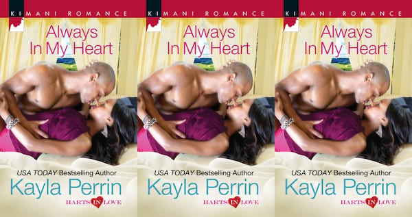 midwest romance books, always in my heart by kayla perrin, books