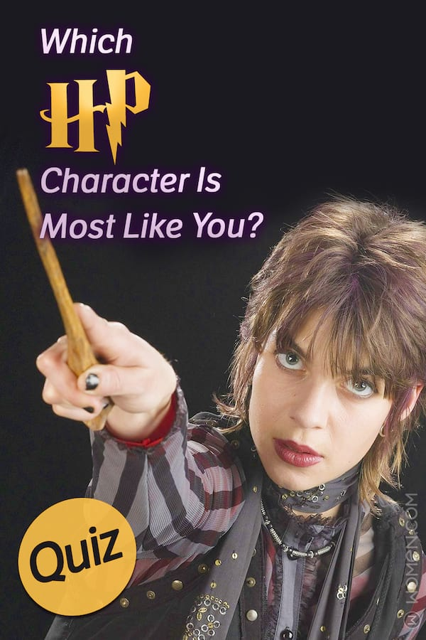 Hogwarts Quiz: Which Harry Potter Character Is Most Like You