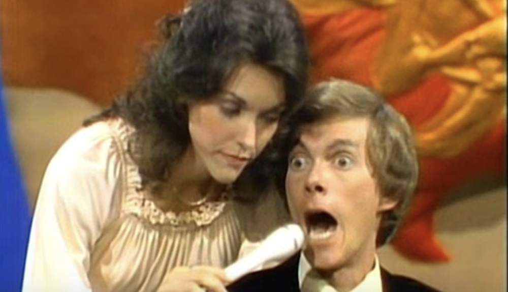 Music, the carpenters, top of the world, live performance, screenshot