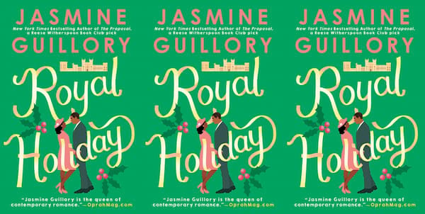 illustrated romance novels, royal holiday by jasmine guillory, books