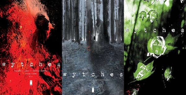 horror comics for halloween, wytches by scott snyder, books