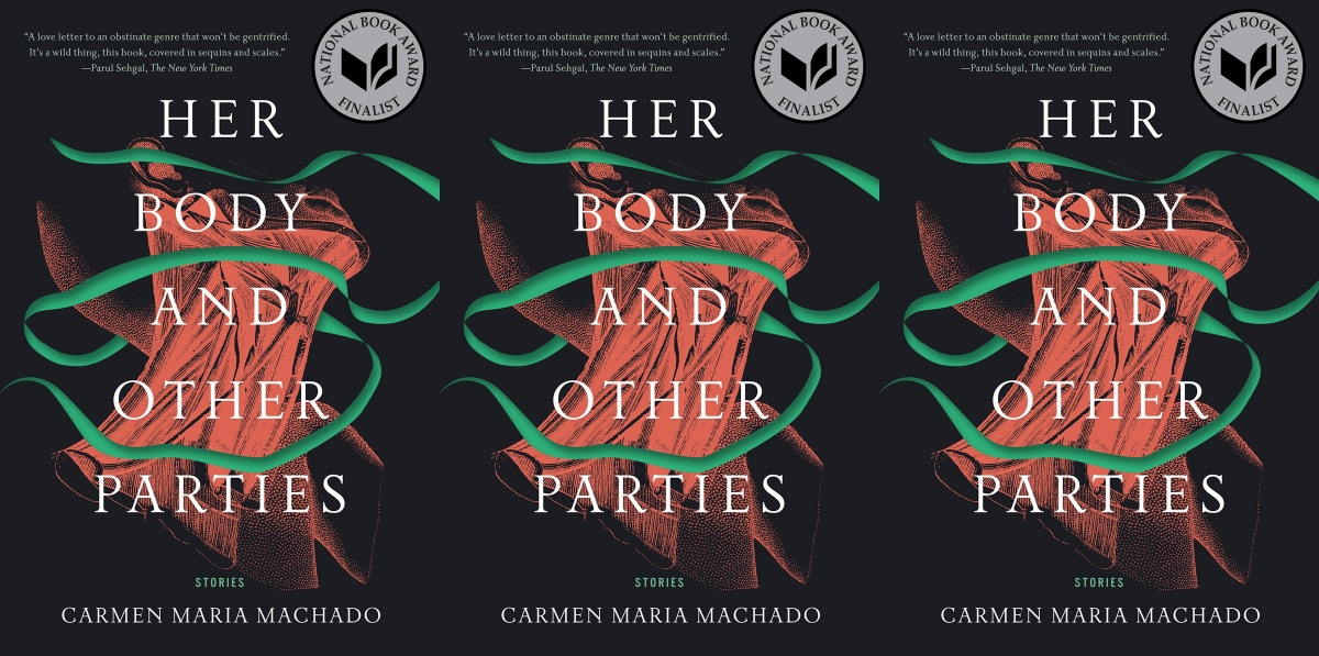 hispanic heritage month books, her body and other parts by carmen maria machado, books