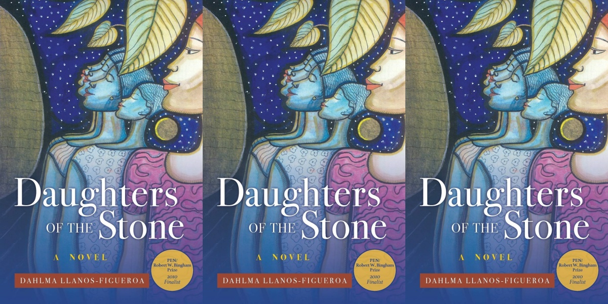 hispanic heritage month books, daughters of the stone by dahlma llanos-figueroa, books