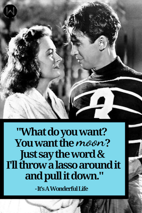 movies, It's a Wonderful Life, 1946, Classic movie, quote