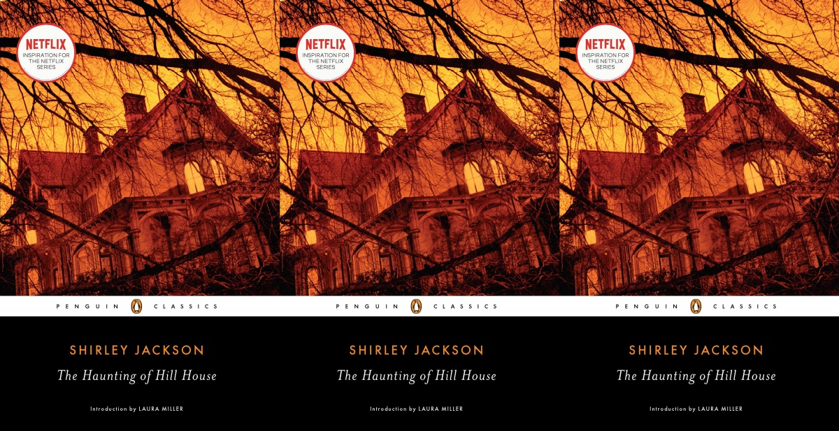 horror-books-that-became-movies, the haunting of hill house by shirley jackson, books