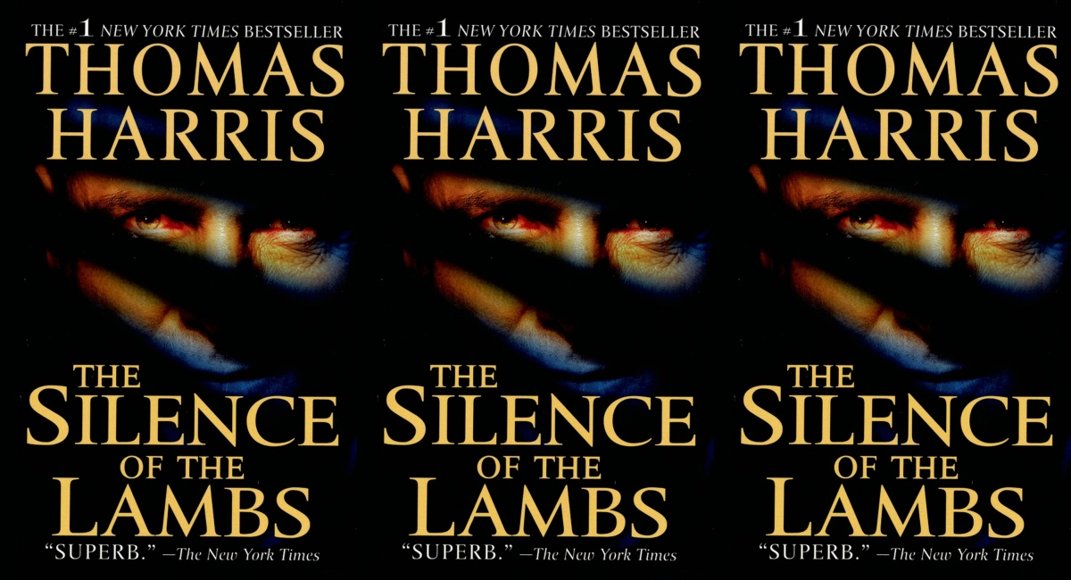 horror-books-that-became-movies, the silence of the lambs by thomas harris, books