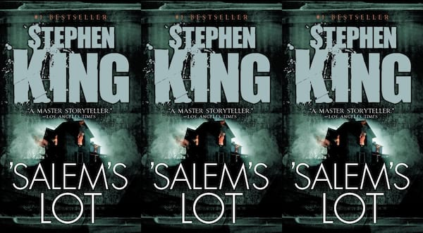 horror-books-that-became-movies, 'salem's lot by stephen king, books