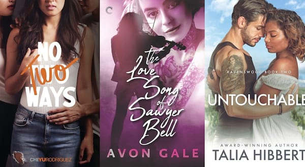 Romance Books With Bi Characters In Honor Of Bisexual Awareness Week