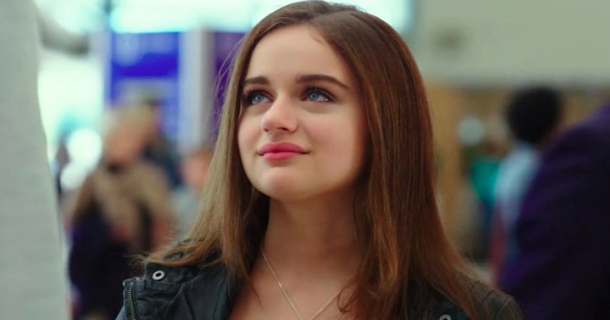 the kissing booth netflix movie elle