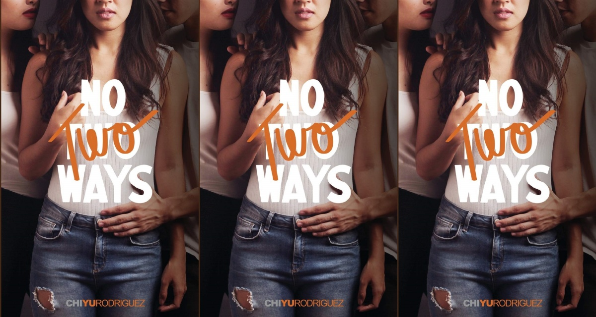 bisexual books, no two ways by chi yu rodriguez, books