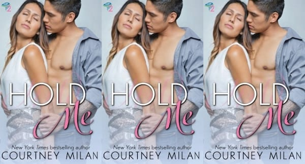 bisexual books, hold me by courtney milan, books