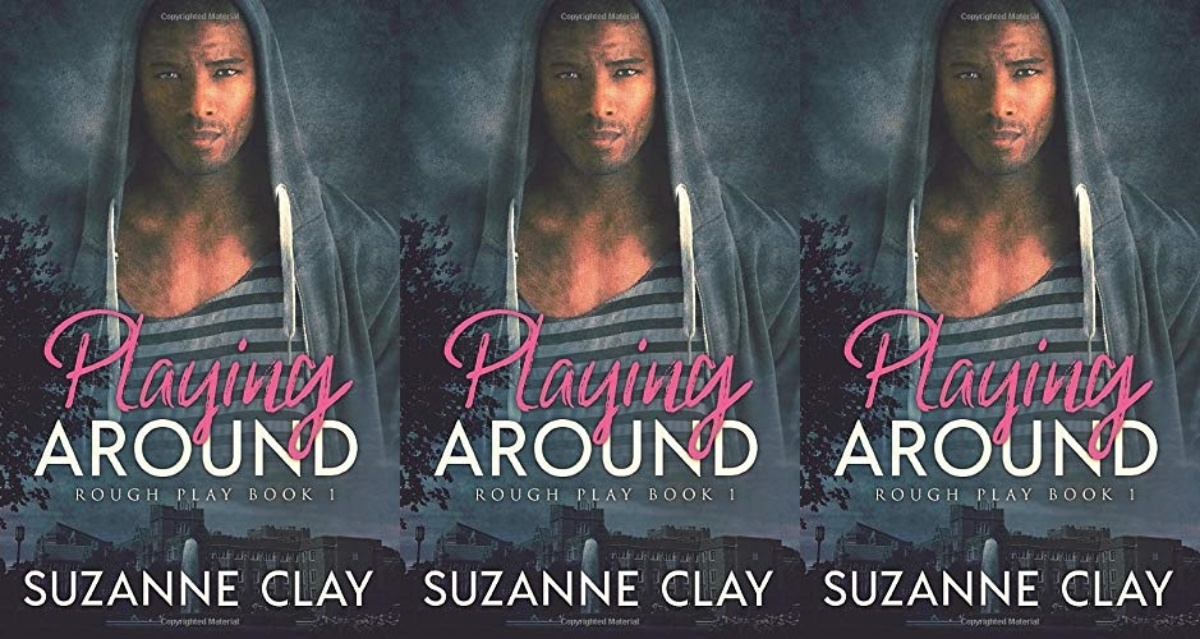 bisexual books, playing around by suzanne clay, books