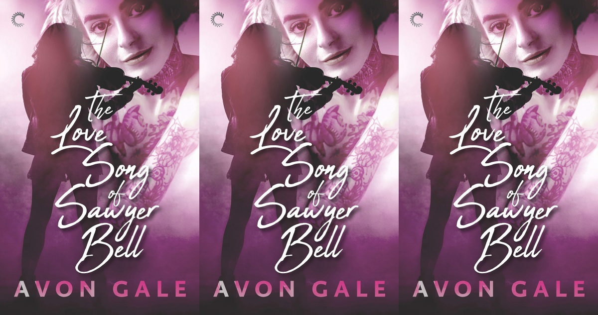bisexual books, the love song of sawyer bell by avon gale, books