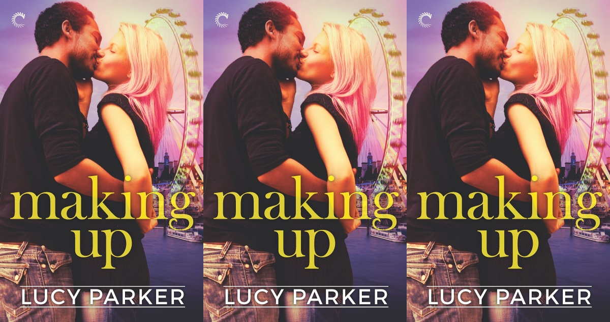 authors-from-outside-the-us, making up by lucy parker, books
