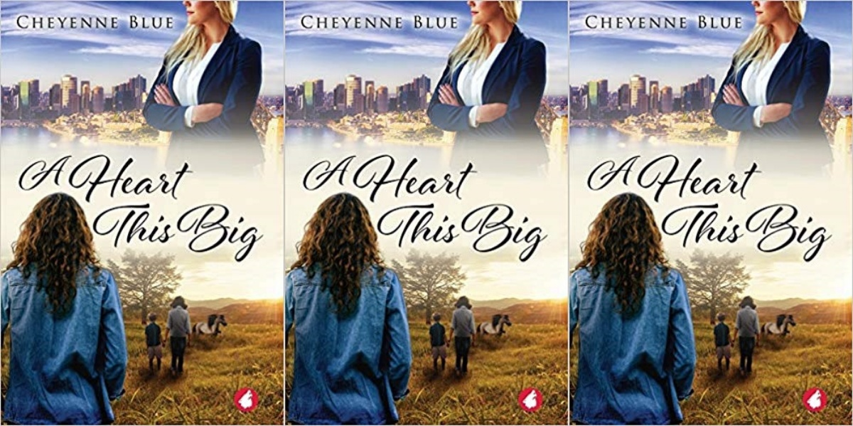 authors-from-outside-the-us, a heart this big by cheyenne blue, books