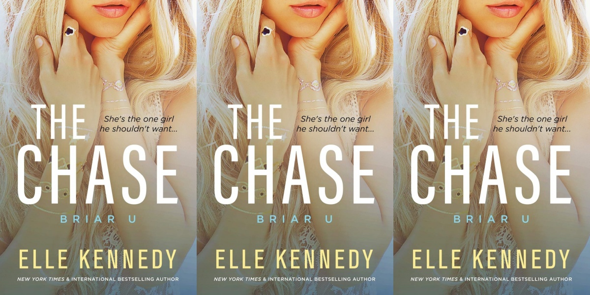authors-from-outside-the-us, the chase by elle kennedy, books