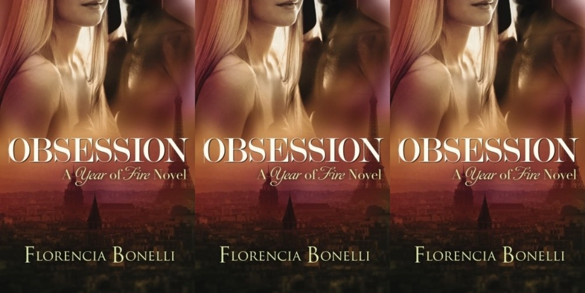 authors-from-outside-the-us, obsession by florencia bonelli, books