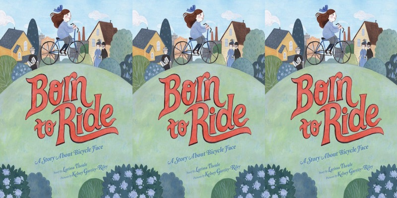 born to ride children's book