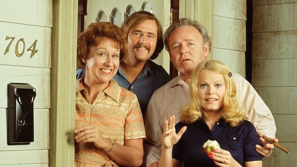 tv, All in the Family, 70s, sitcom