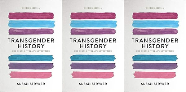 lgbt history month books, transgender history by susan stryker, books