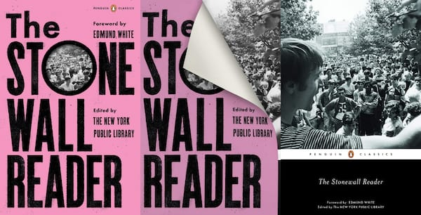 lgbt history month books, the stonewall reader, books