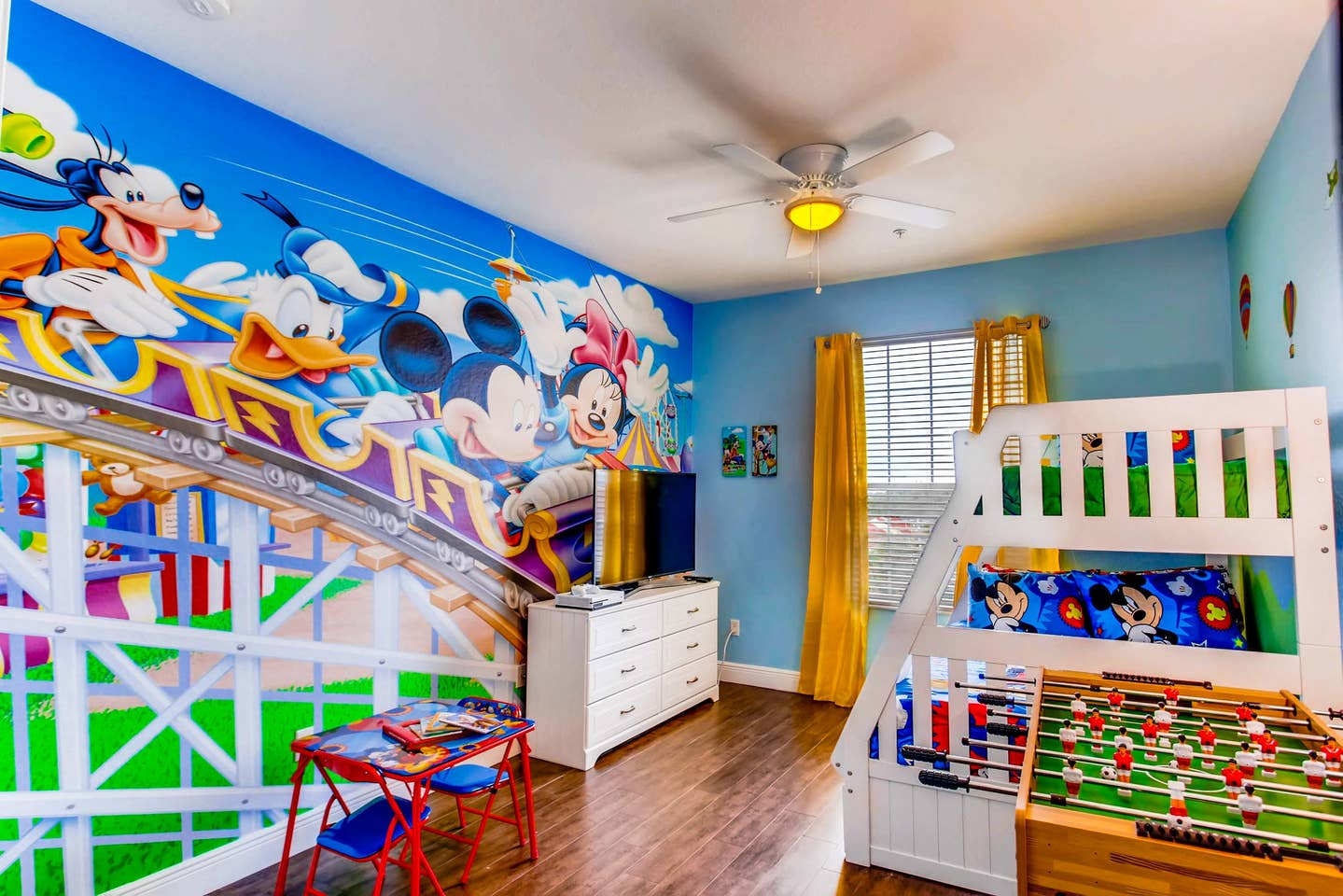 mickey mouse pad kissimmee disney airbnb