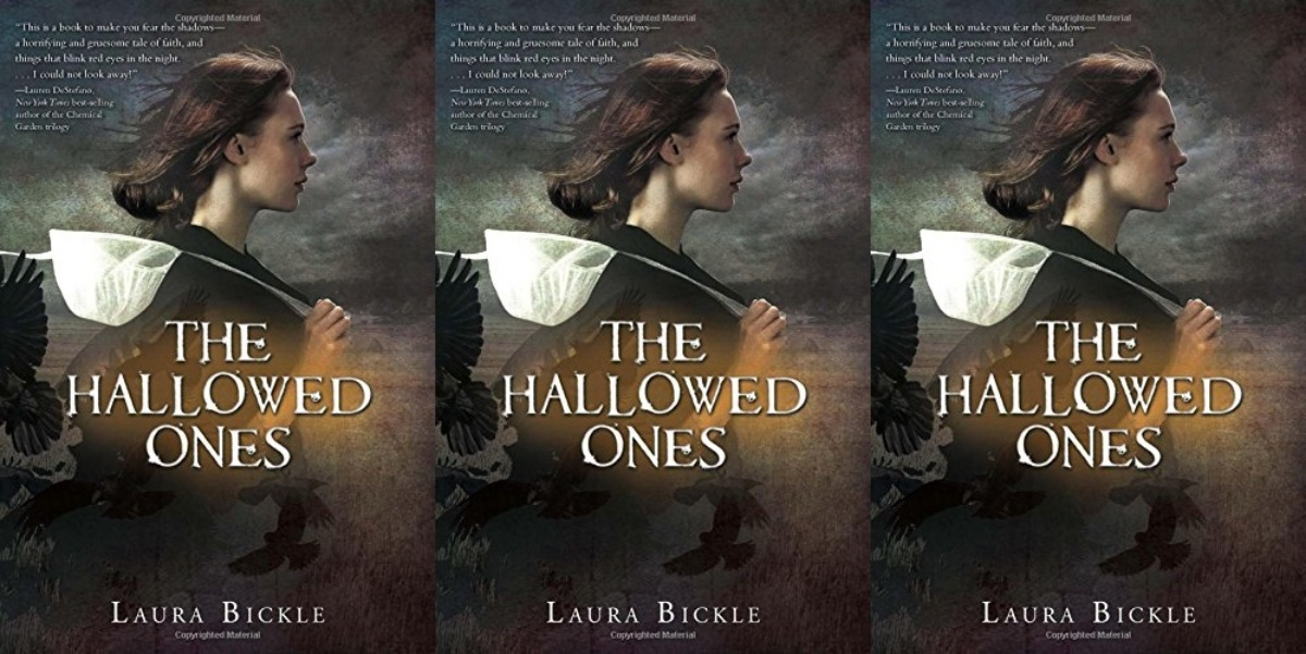 zombie books, the hallowed ones by lauren bickle, books