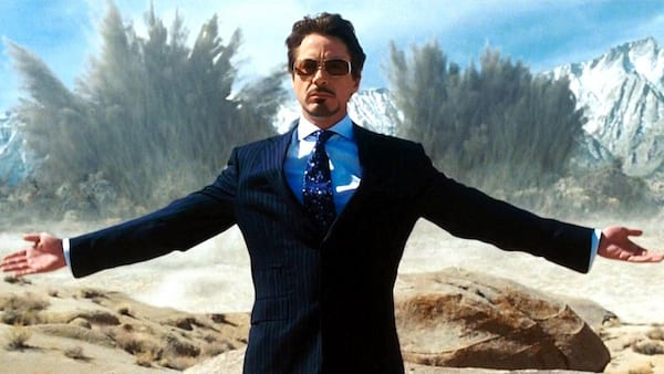 Robert Downey Jr., 2008, iron man, movies