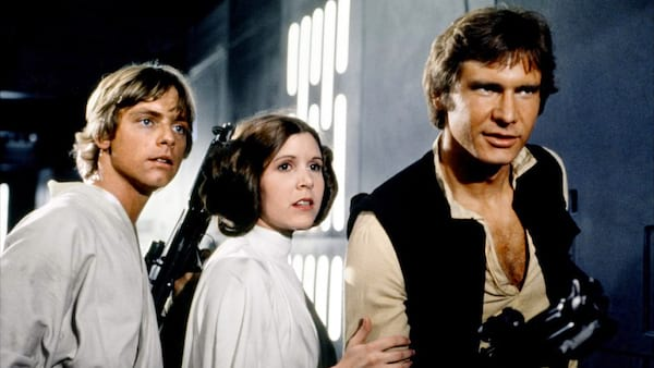 1977, a new hope, star wars, movies