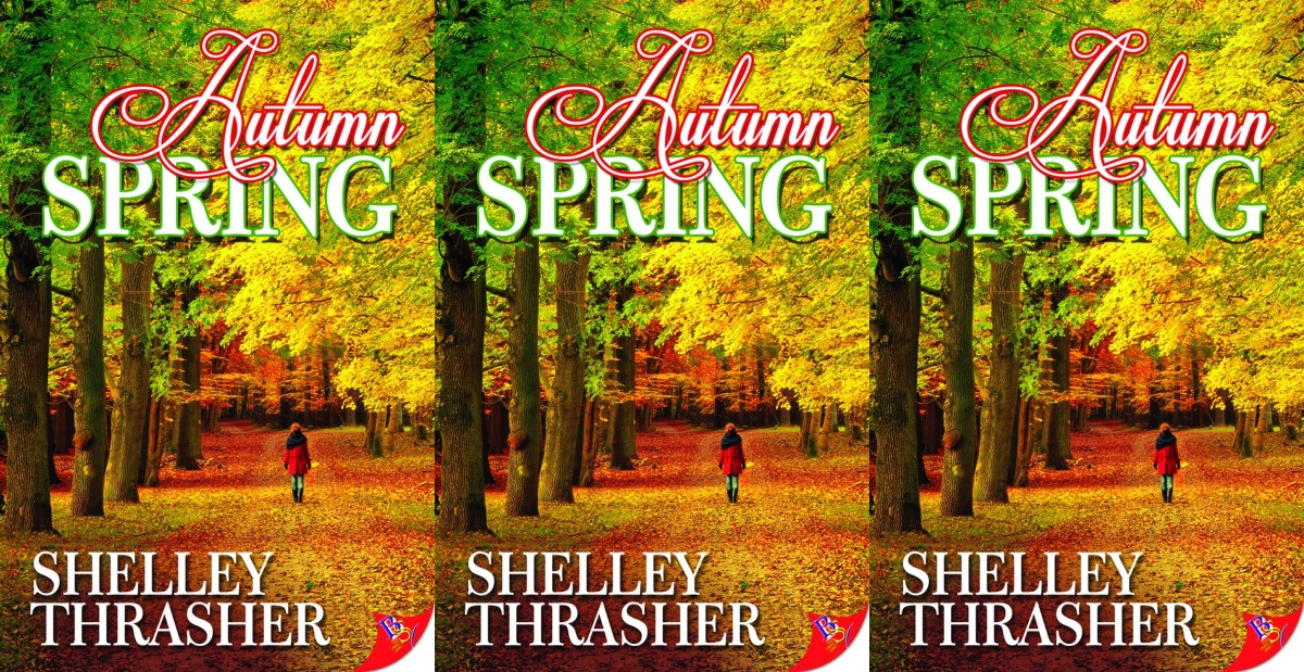autumn-romance-novels, autumn spring by shelley thrasher, books