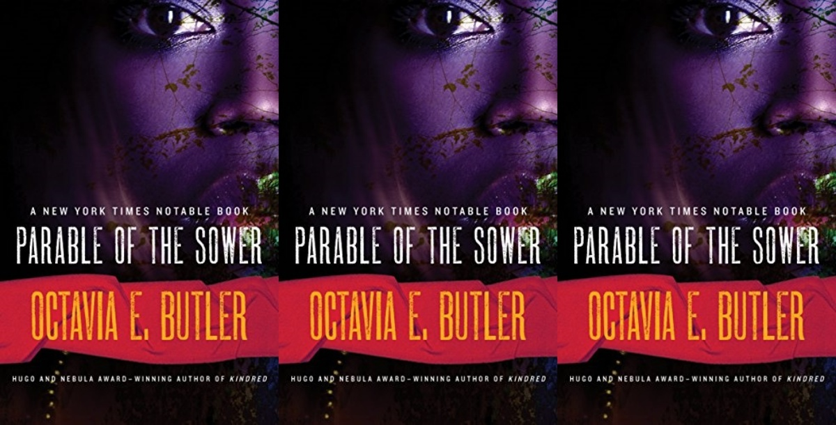 book club books, parable of the sower by octavia butler, books