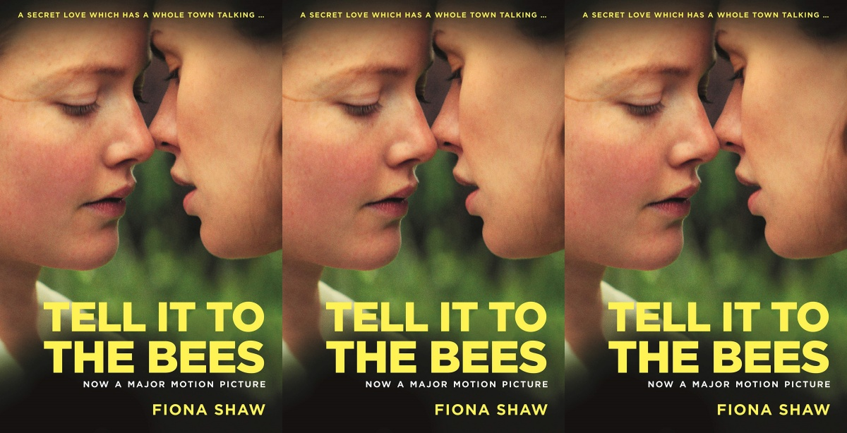 book club books, tell it to the bees by fiona shaw, books