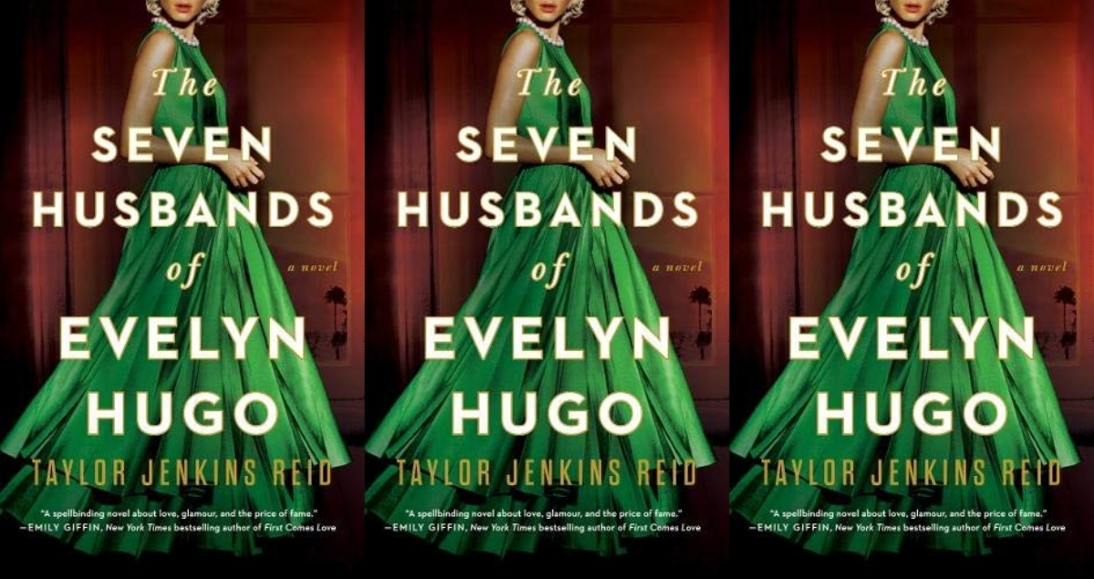 book club books, the seven husbands of evelyn hugo by taylor jenkins reid, books