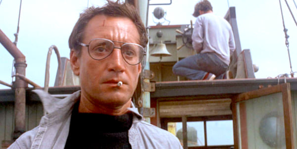 AMC, roy scheider, 1975, Jaws, movies