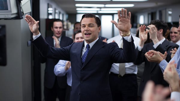 leonardo dicaprio, 2013, the wolf of wall street, movies