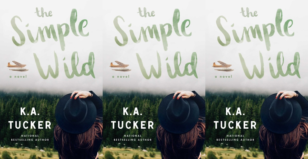 emotional romance novels, the simple wild by k.a. tucker, books