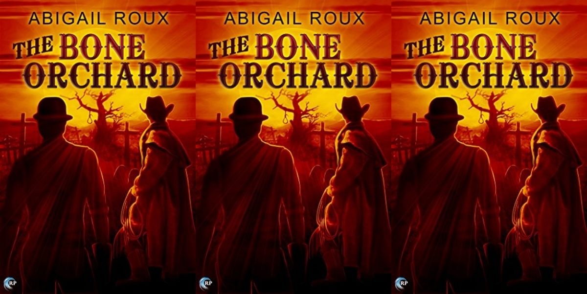 ghost romance novels, the bone orchard by abigail roux, books