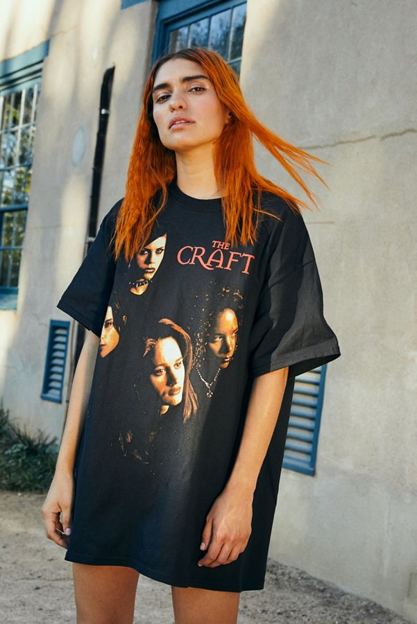 The Craft Oversized T-Shirt Dress from Urban Outfitters