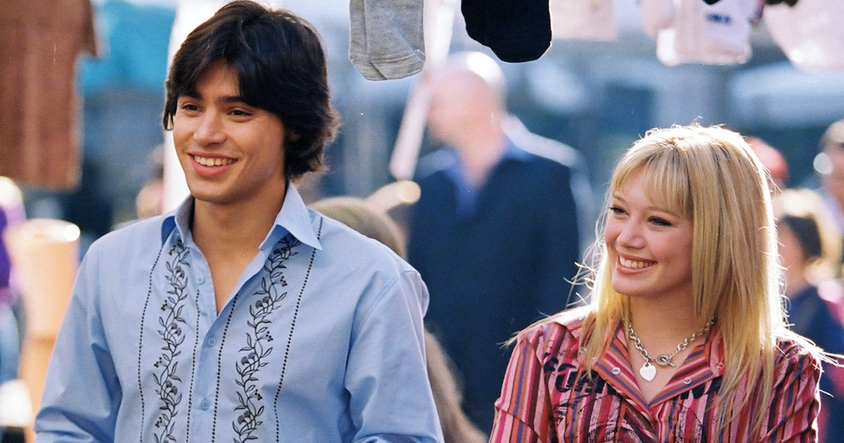 the lizzie mcguire movie paolo italy