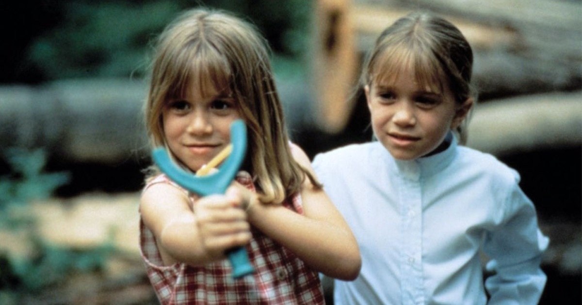 mary kate and ashley olsen kids movie it takes two