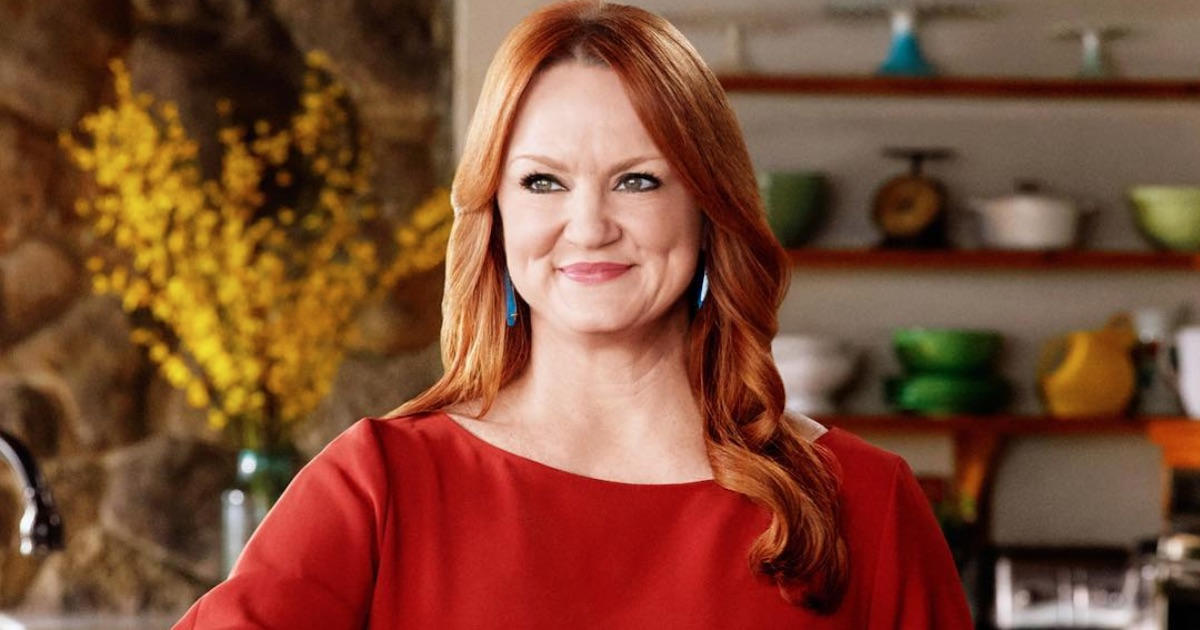 the pioneer woman chef smiling food network