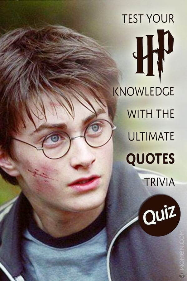 quiz test your harry potter knowledge the ultimate quotes