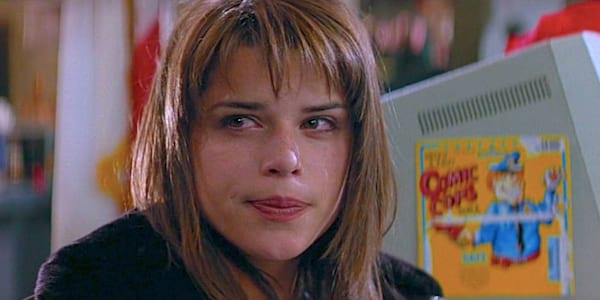 neve campbell, scream, thinking, pensive, hero, confused, liz