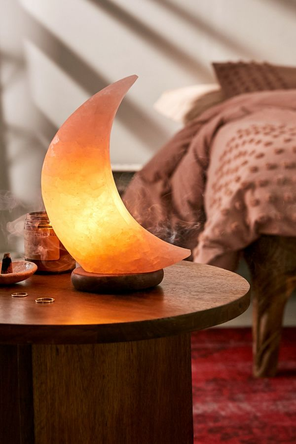 Moon Himalayan Salt Lamp from Urban Outfitters