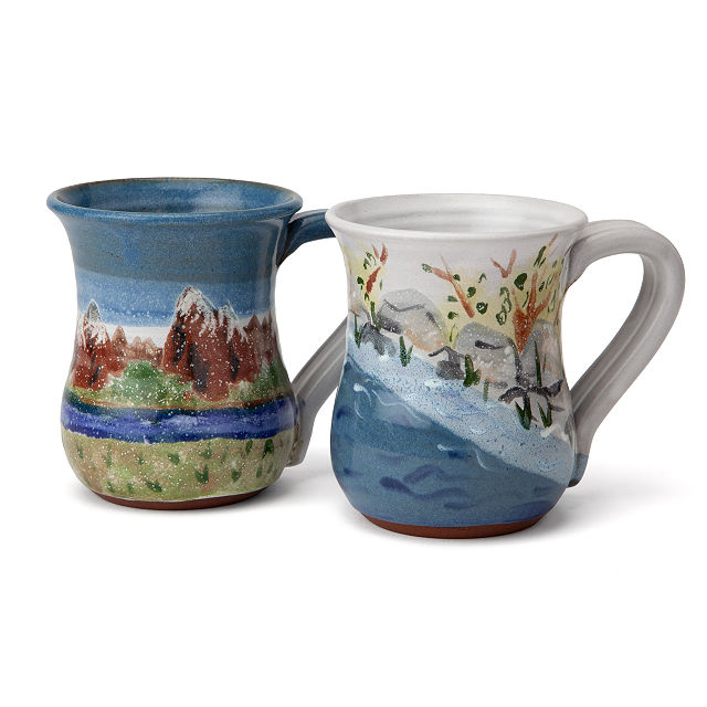 Protect the Earth Mugs from UncommonGoods